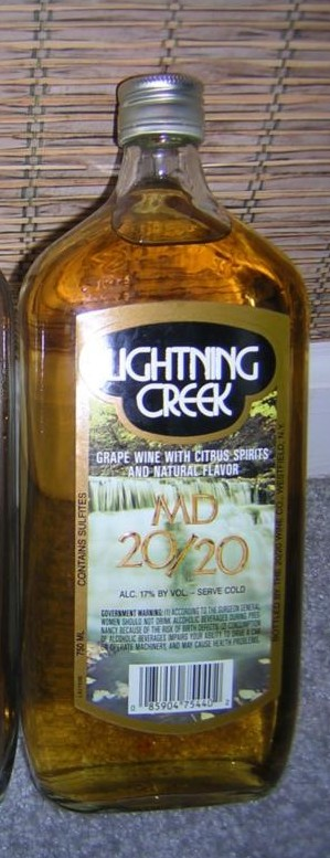 lightning creek